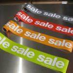 Basement Sale